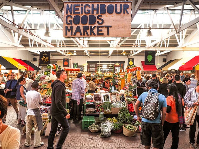 Neighbourgoods Market.